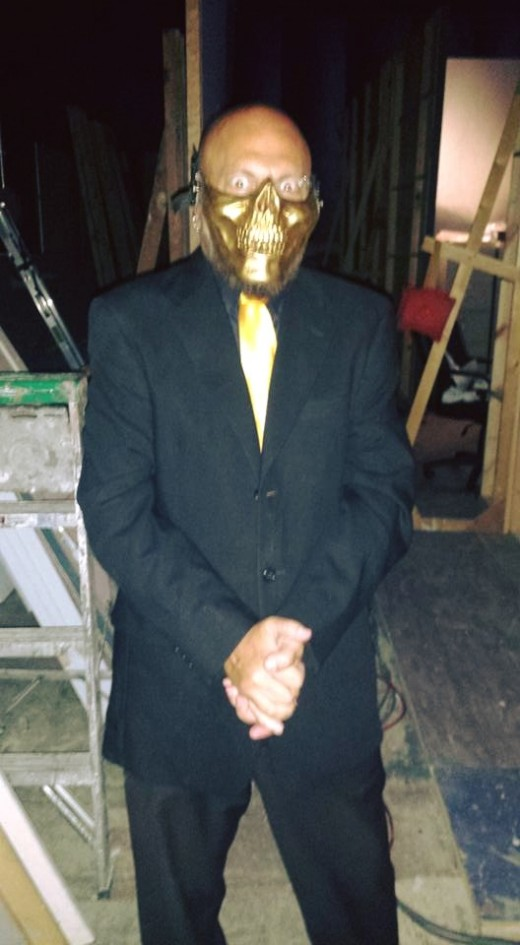 The GOLD REAPER!!!